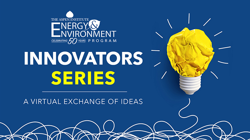 Innovators In__: A Virtual Exchange of Ideas