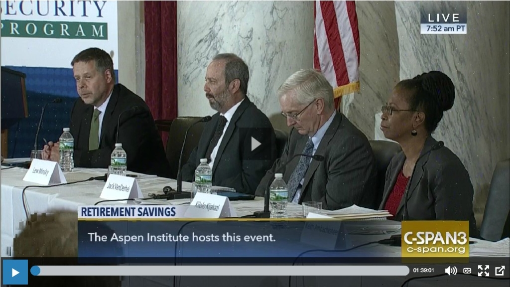 RetirementSecurity-Panel1video
