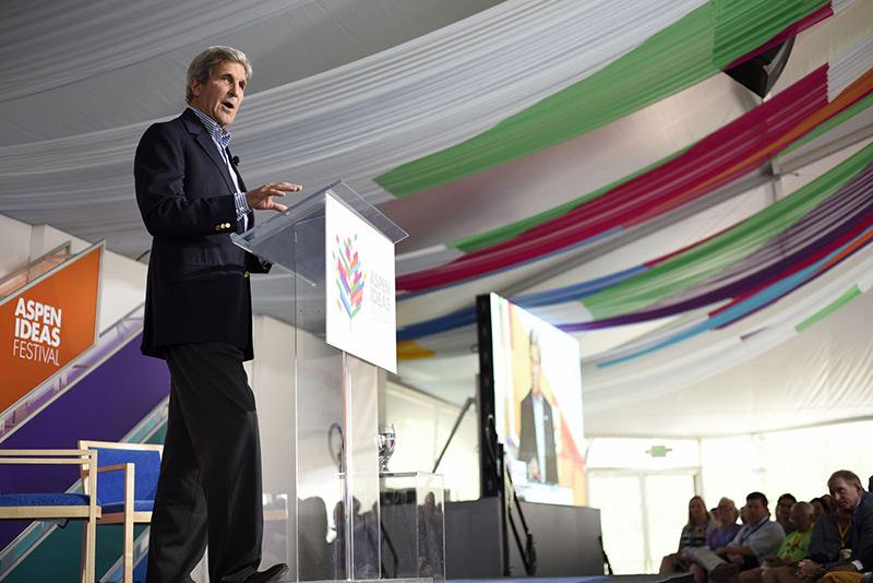 John Kerry: 'We Are Not Frozen in a Nightmare'