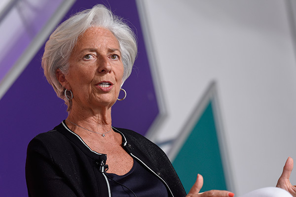 IMF's Lagarde on Brexit