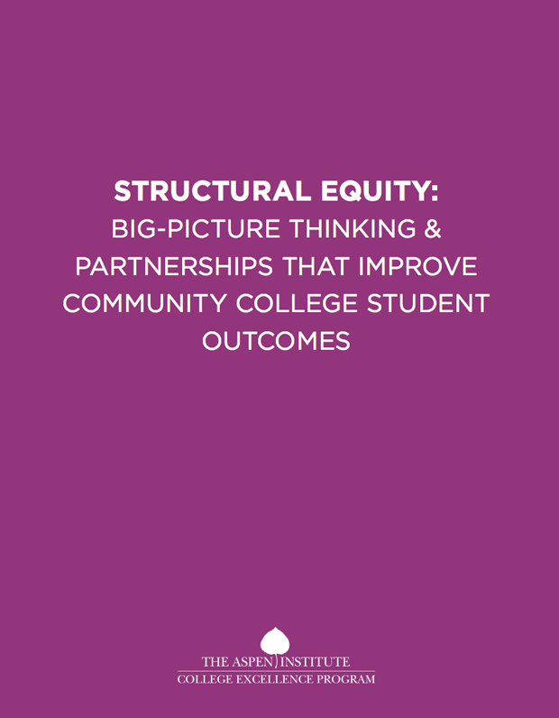 Structural Equity: Big-Picture Thinking