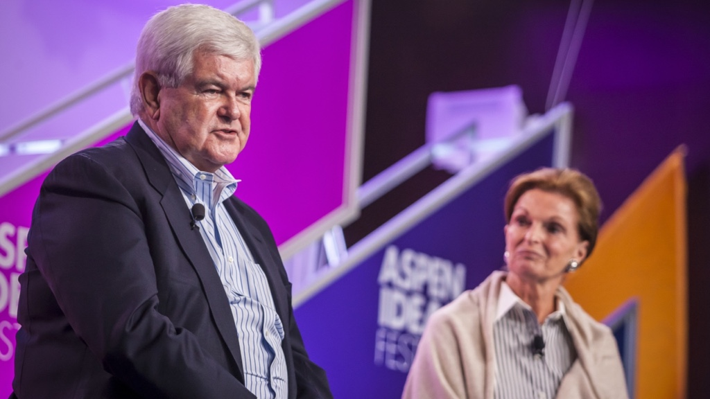 Gingrich: 'There's No Evidence at All That Trump Is a Racist'