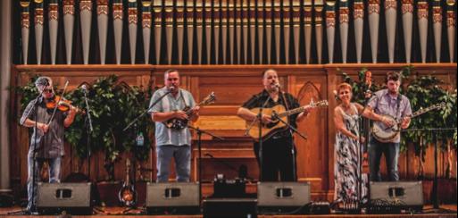 Fall Concert - Blue Octane Bluegrass Band