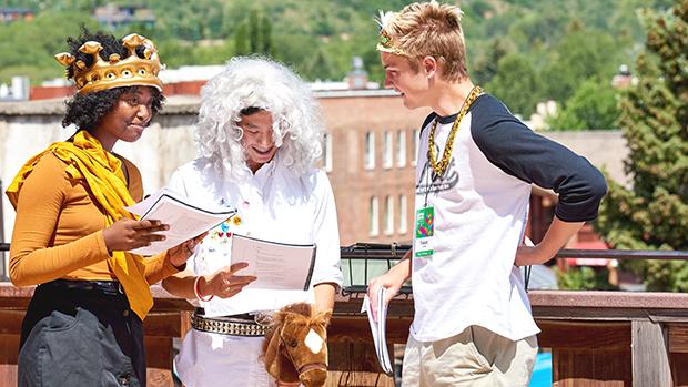 Seminar at Aspen Ideas Festival