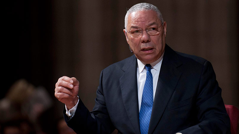 GQ Icon: Colin Powell
