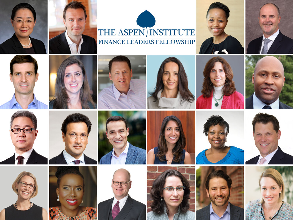 Inaugural Finance Leaders Fellowship