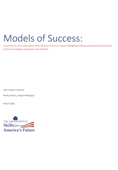 Models of Success
