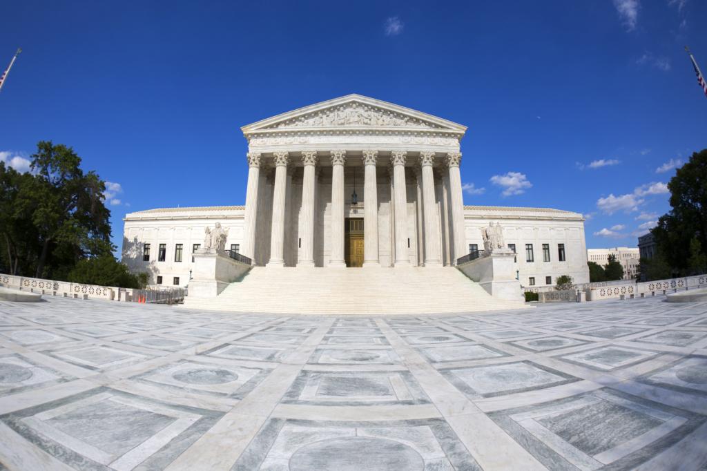 US Supreme Court (Photo Credit: istockphoto)