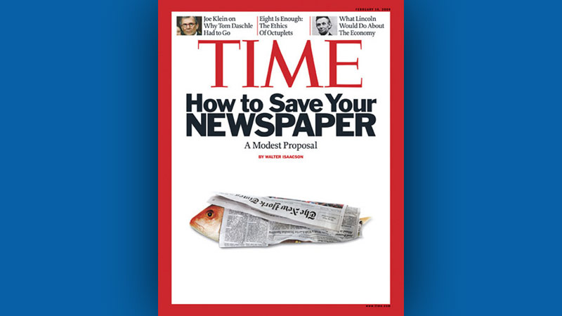 How to Save Your Newspaper