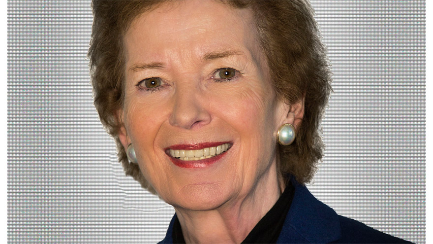 Global Development Lecture with Mary Robinson