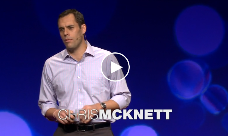 TED Talk: Chris McKnett, SSGA