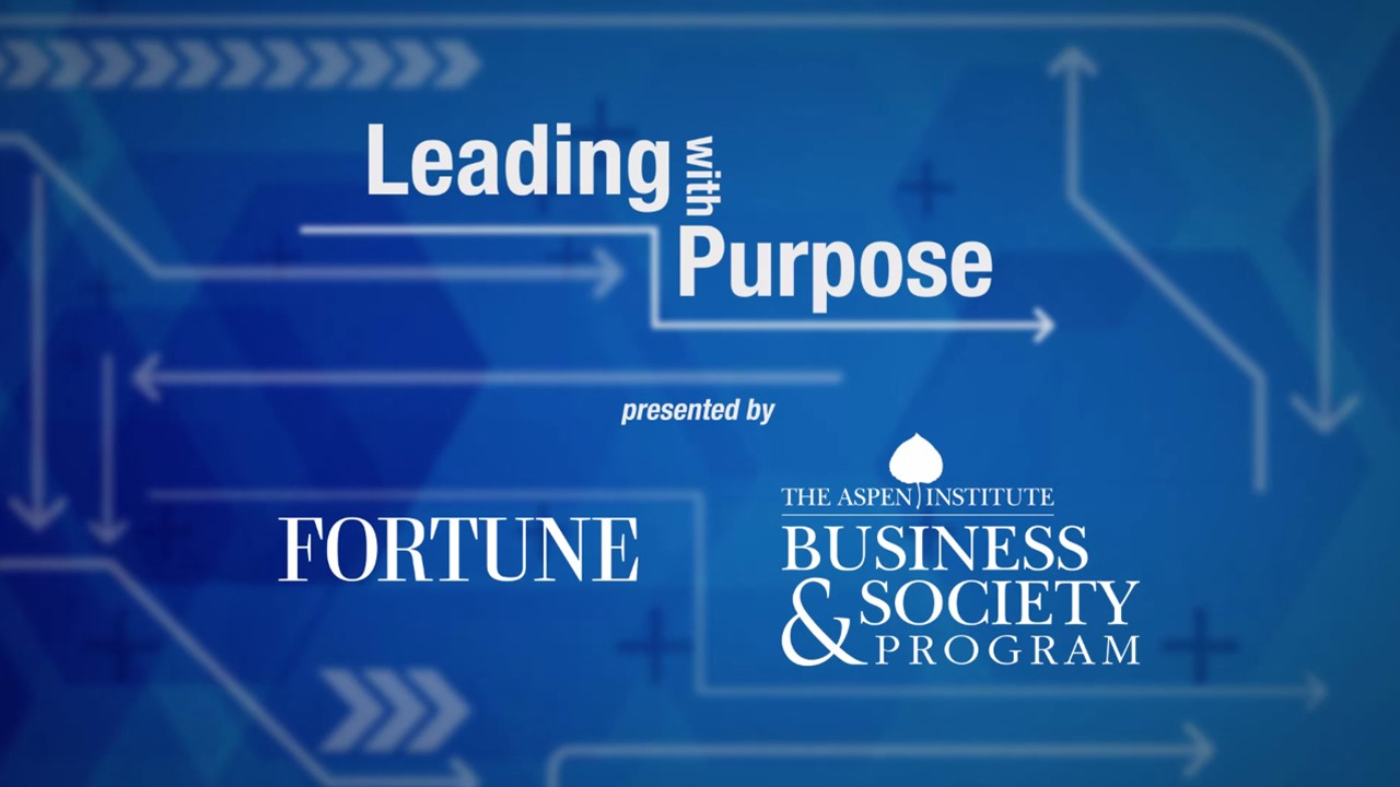 Making it Safe for CEOs to Lead with Purpose