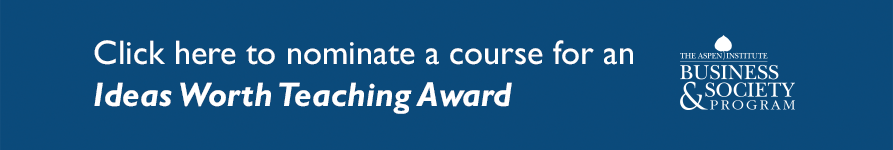 Nominate a Course banner