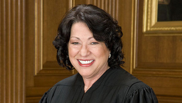 2016 Sonia Sotomayor