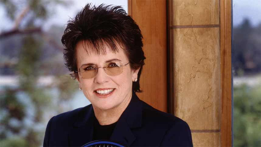 Billie Jean King- 2011