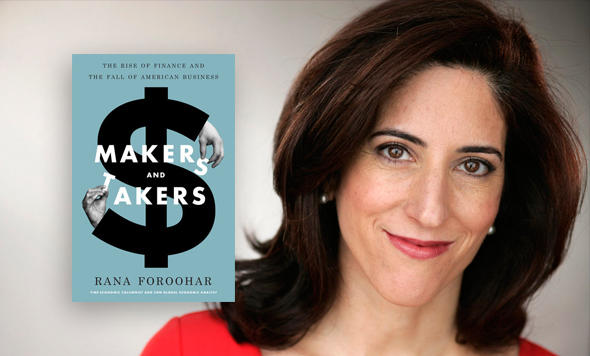 Book Talk: Rana Foroohar