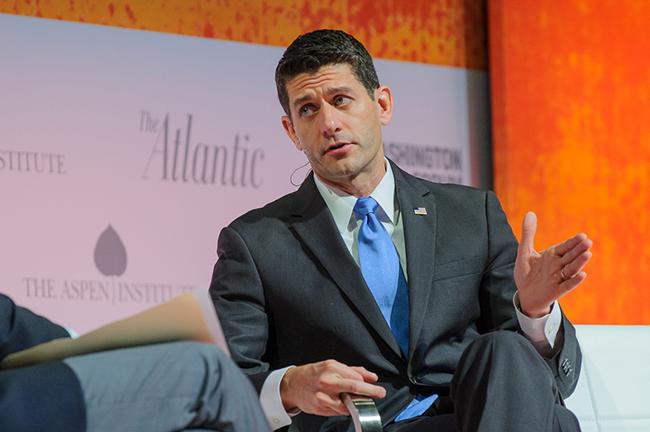 Paul Ryan on Election Outcome