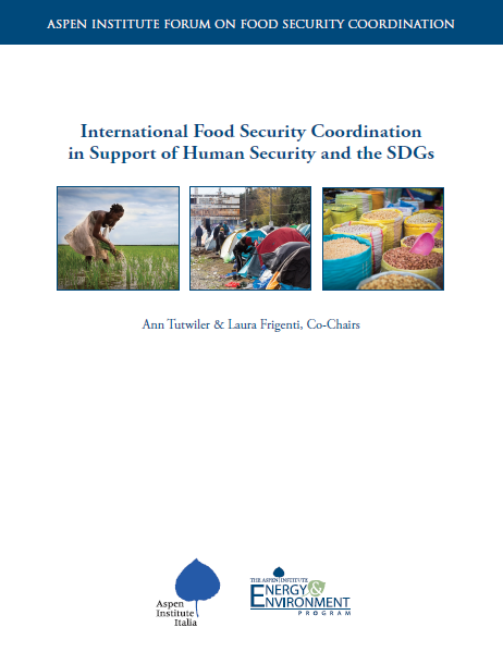 International Food Security Coordination