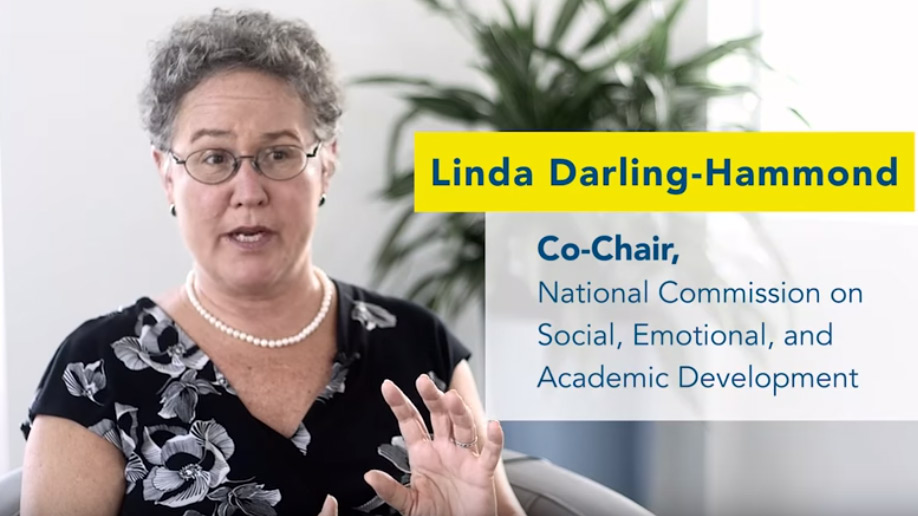 Co-Chair Linda Darling-Hammond