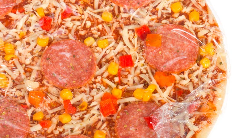 A More Healthful Frozen Pizza?