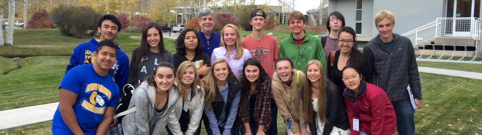 Hurst Student Seminars: Middle School Great Ideas 2017