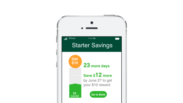 EARN Starter Savings