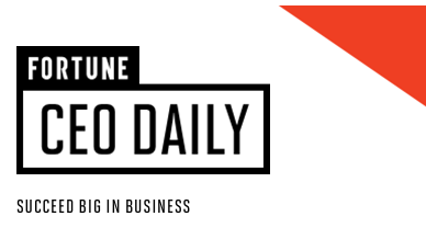 Featured in Fortune's CEO Daily