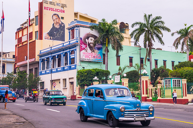 A New Direction in Cuba