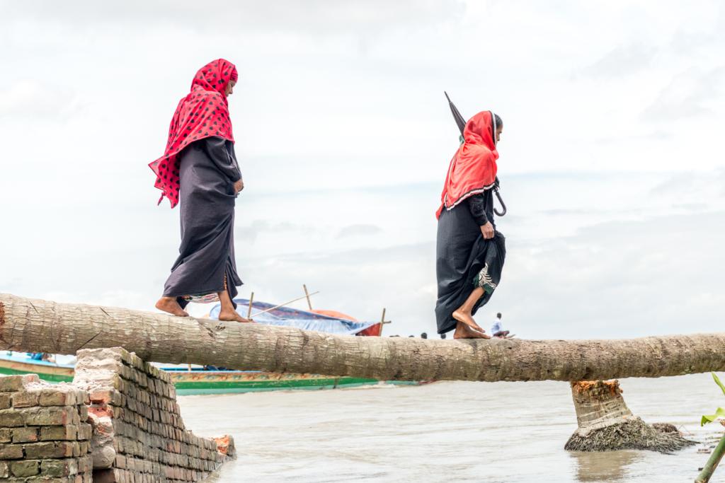 Dohar, Bangladesh - August 5, 2016