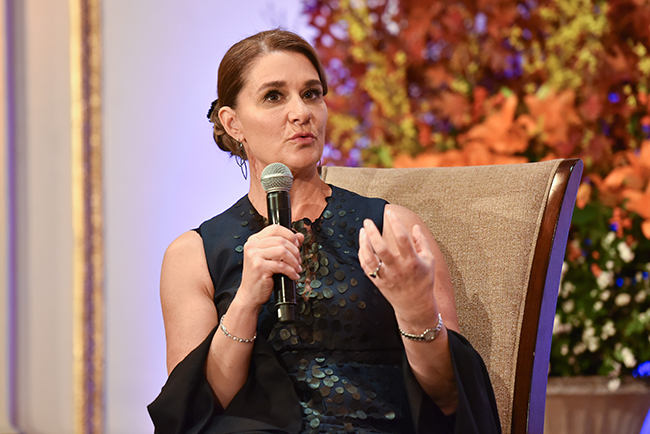How Melinda Gates Listens - And Why It Matters