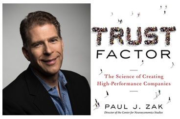 Book Talk: Paul Zak and Jonathan Haidt