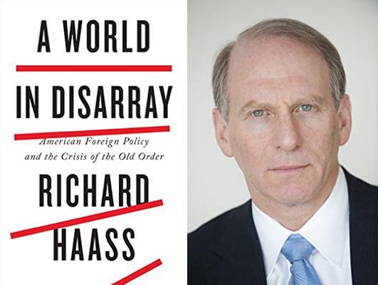 Book Talk with Richard Haass