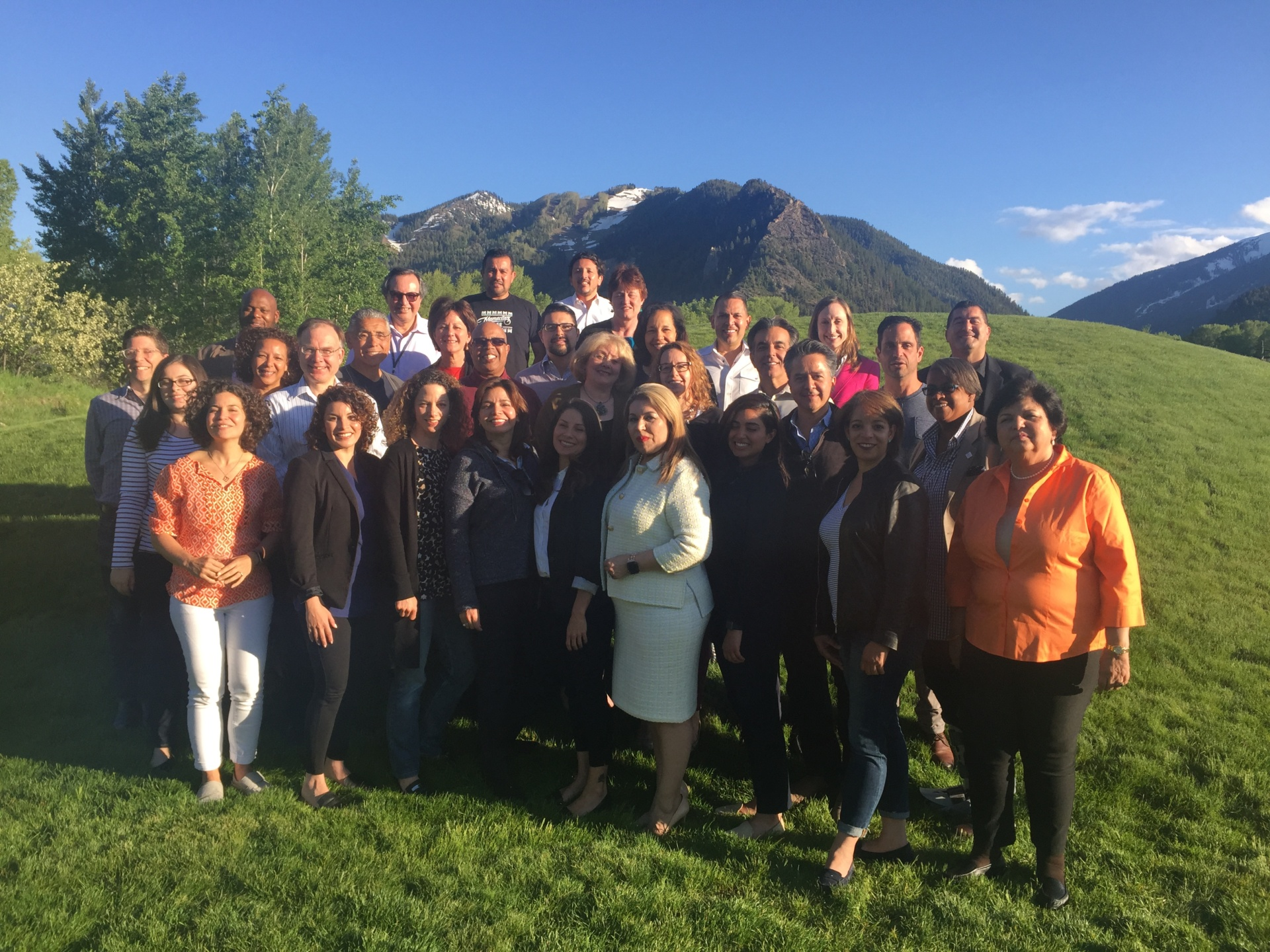 The Aspen Institute Forum on Latino Business Growth