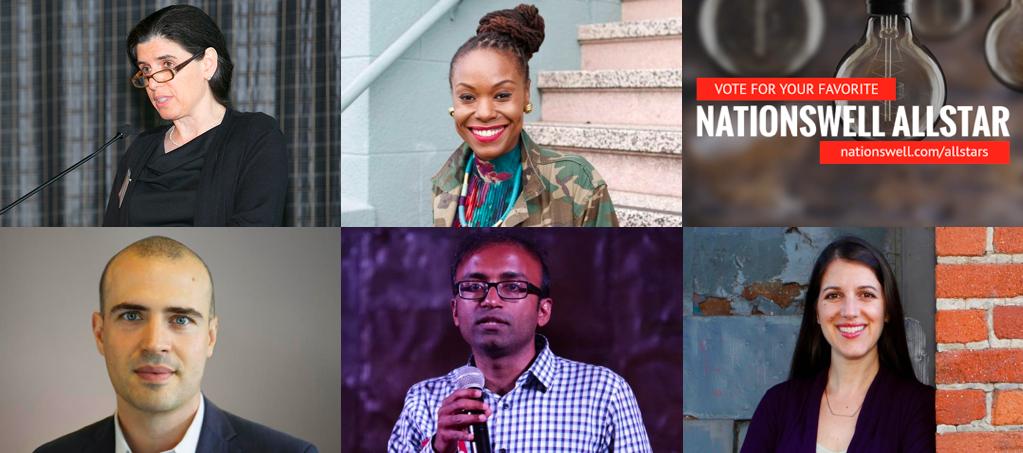 Meet the 2016 NationSwell AllStars