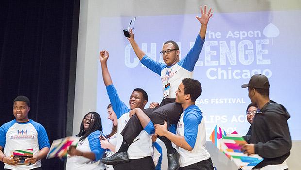 Aspen Challenge Chicago finals