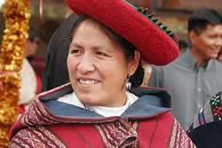 Nilda Callanaupa Alvarez