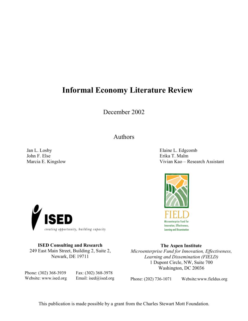litature review