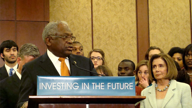 Highlights from Rep. James Clyburn's Career
