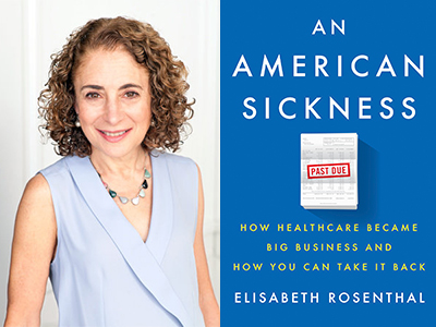 Book Discussion with Elisabeth Rosenthal