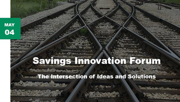 The Savings Innovation Forum