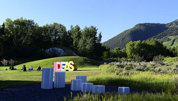 Choose Your Own Aspen Ideas Festival Adventure