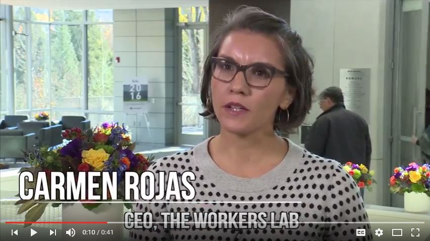 Carmen Rojas on the Connection Between Asset Building and Wages