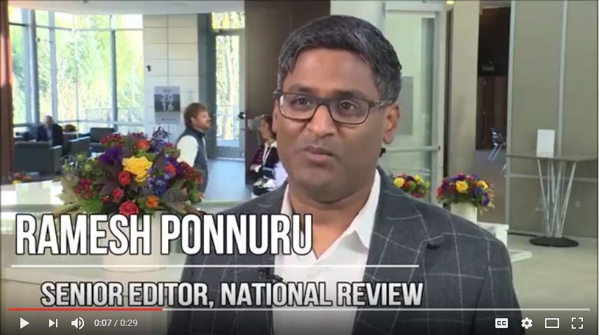 Ramesh Ponnuru on the Transfer of Risk to Workers and Their Families