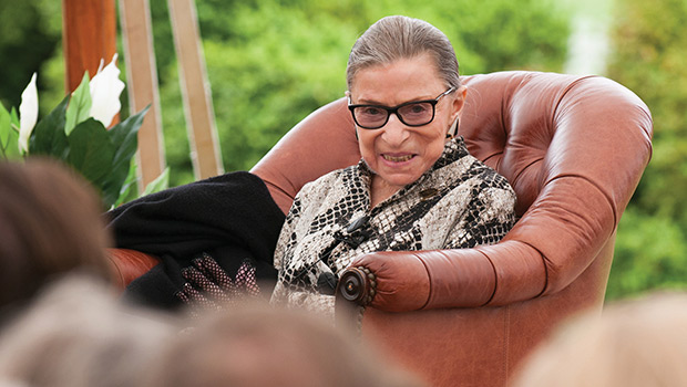 Justice Ginsburg on the Road for Women's Rights