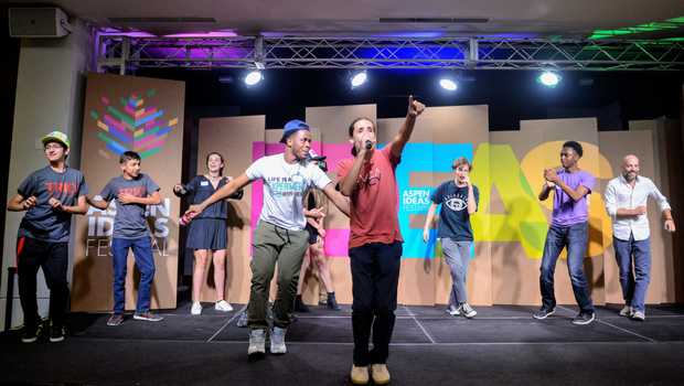 2017 Young Adult Forum at the Aspen Ideas Festival