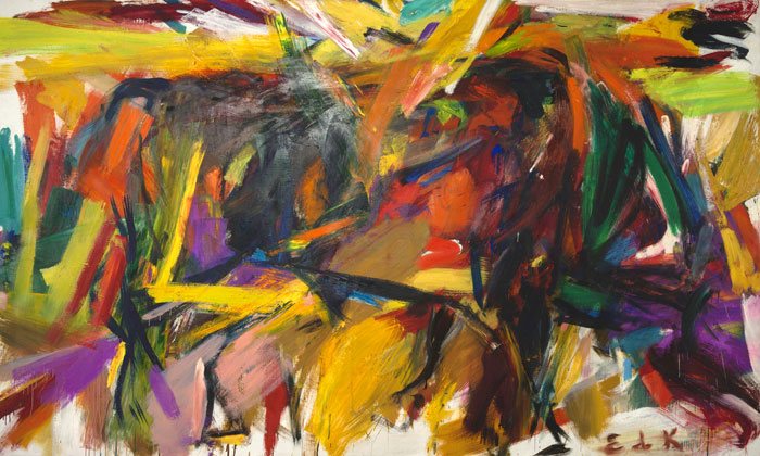SOF Dialogue: Abstract Expressionism's Pursuit of Freedom through Gesture