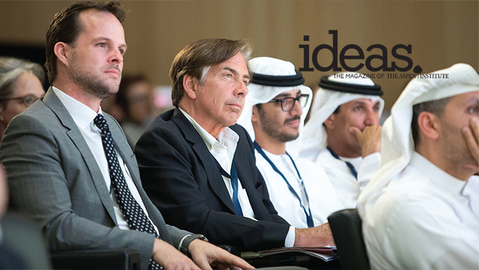 Abu Dhabi, Innovation, and Big Ideas