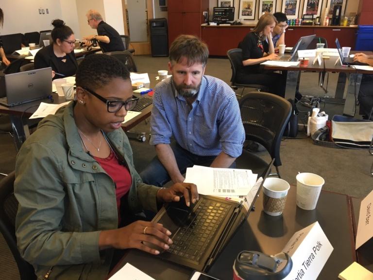PSI Hosts Nonprofit Datathon