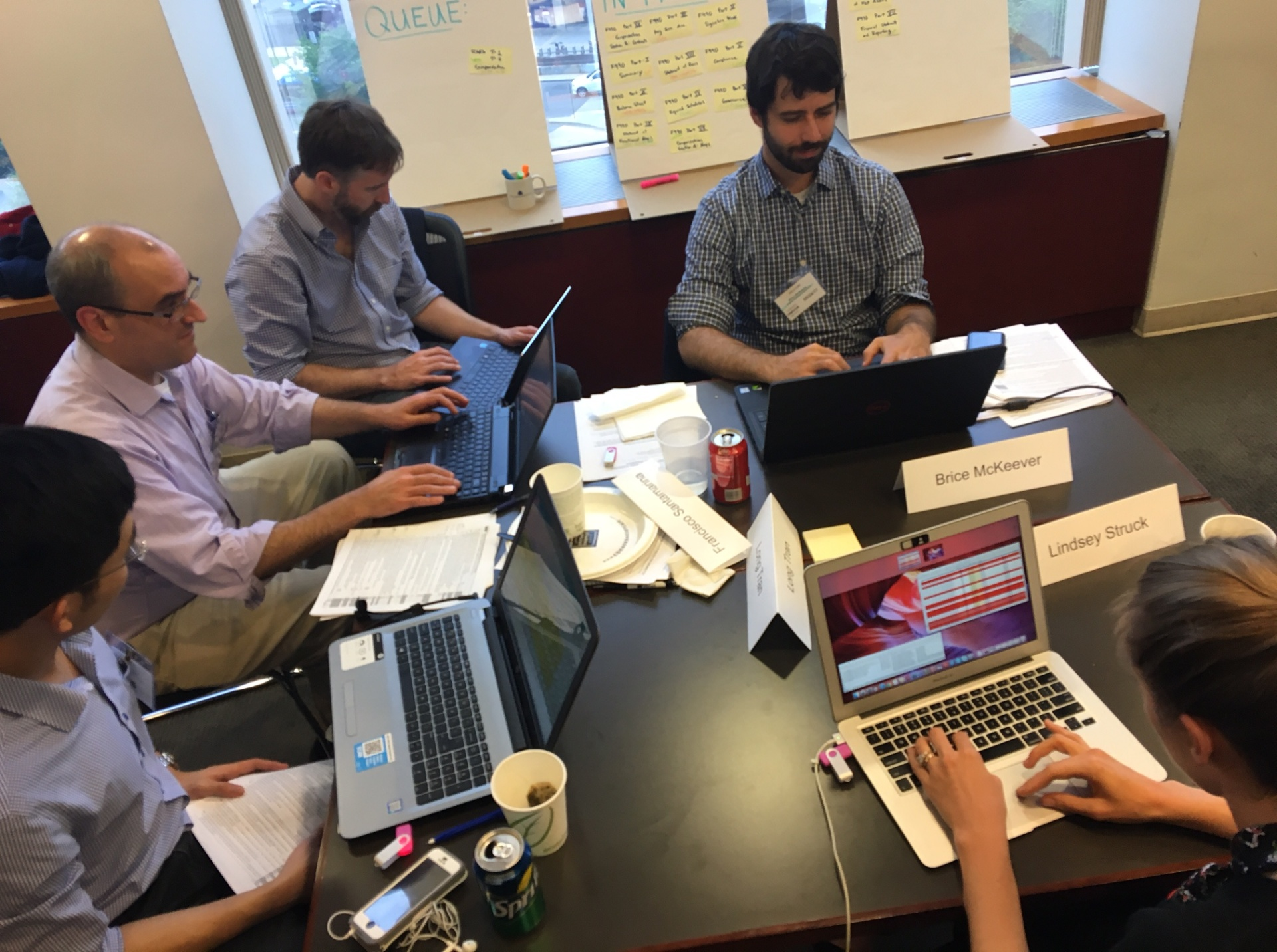 PSI Hosts Nonprofit Datathon