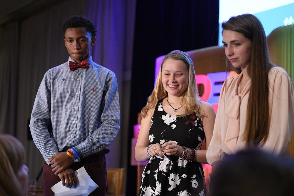 Ideas Festival youth affected by gun violence
